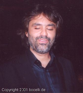 Lyrics to andrea bocelli songs