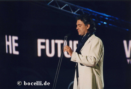 May 16, 2004, Rome, photo thanks to Stefano Seri!