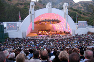 Hollywood Bowl, June 11, 2006, thanks to Jack!