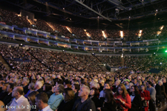 London, The O2, 14/15 Nov 2012, photo by Fabian Hochscheid, www.bocelli.de