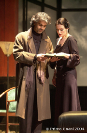 Werther, Act IV, Bologna, Januar 2004, photo Primo Gnani, Thanks to the Teatro Comunale di Bologna