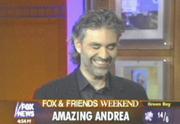 Fox & Friends, US TV, 25.12.2005